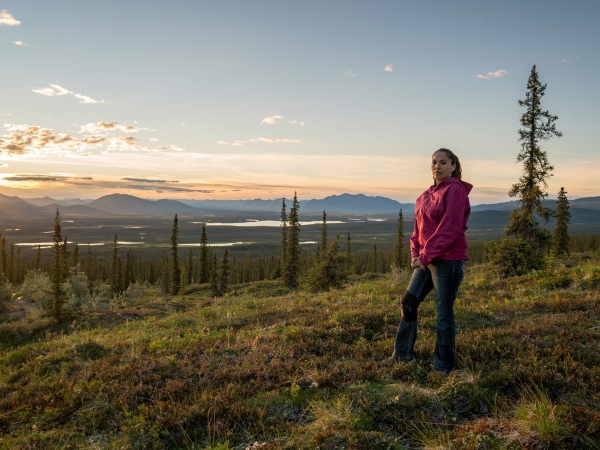 Protect the Arctic and Stand with the Gwich'in