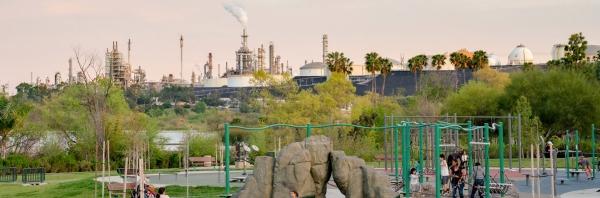 Stop Neighborhood Oil Drilling